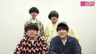 EMTG MUSIC にてThe Floorのインタビュー&コメント動画を公開! http:/...