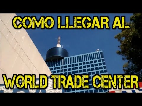 Como llegar al World Trade Center y Pepsi Center de la Ciudad de México, Hot Wheels México