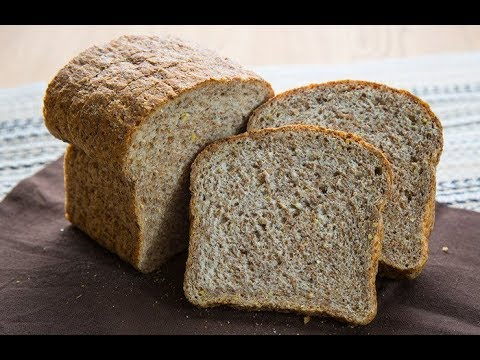 BROWN RICE FLOUR BREAD | How To Make Recipes | Quick Recipes