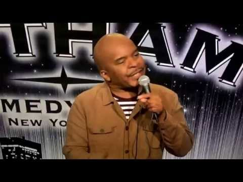 David Alan Grier - Black President - Gotham Comedy Live