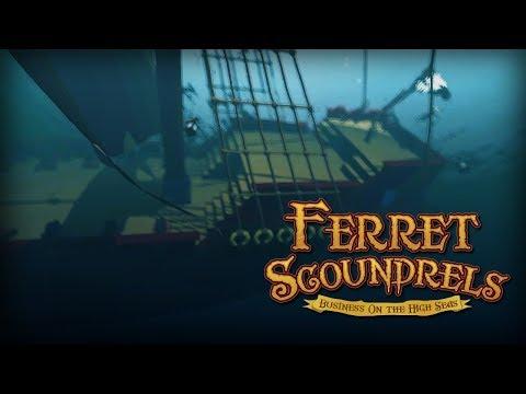 Попробуйте демо Ferret Scoundrels, пиратского приключения, в котором все - хорьки