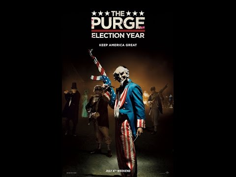 The Purge: Election Year (2016) Frank Grillo
