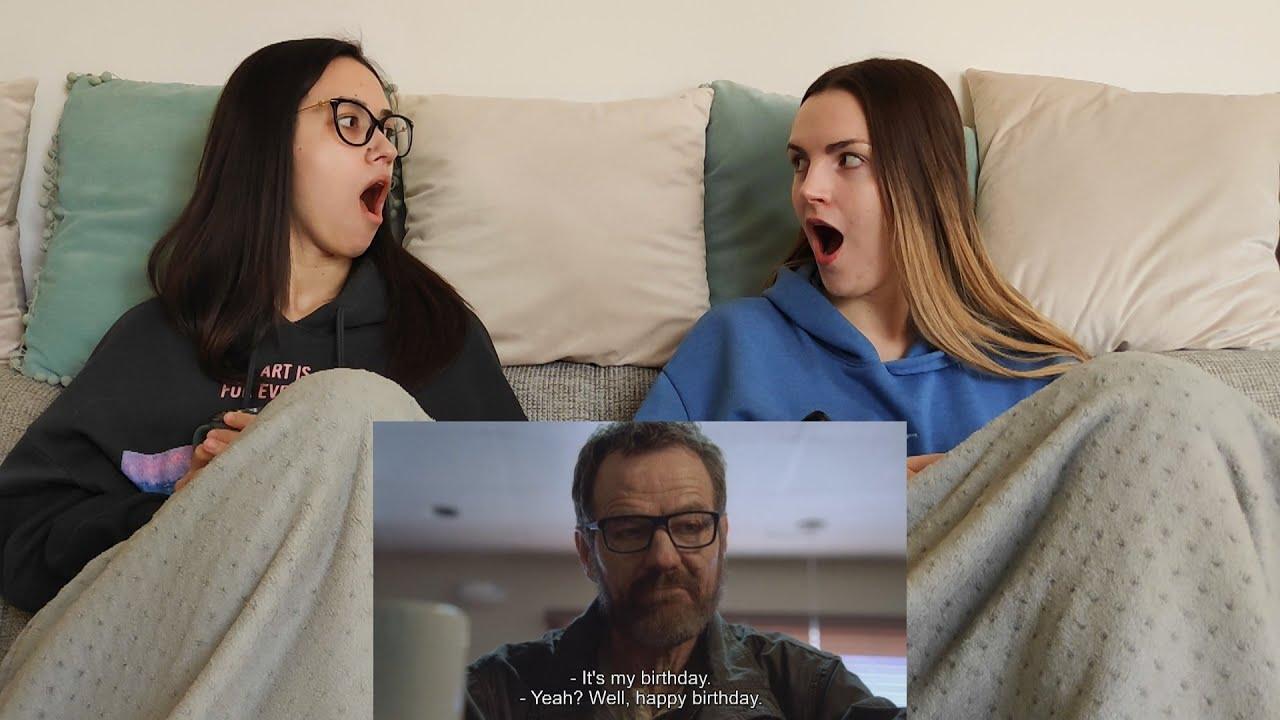 Breaking Bad 5x01 Reaction