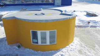 Instant-Bude für jederman: Roboter baut komplettes Haus für 9500 Euro