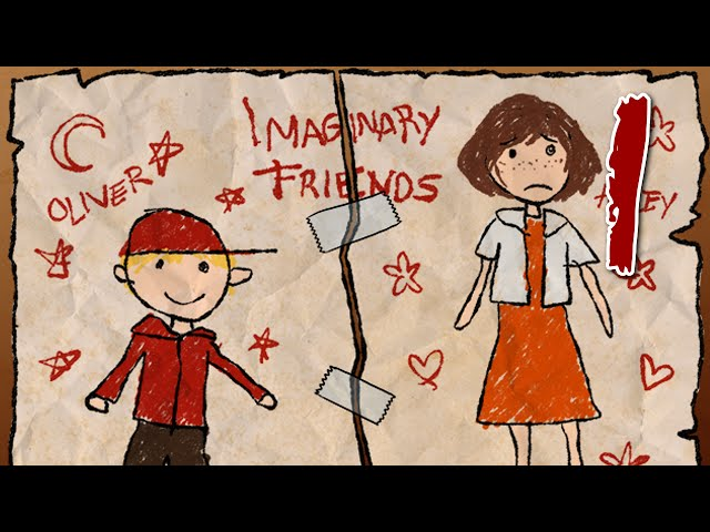 Imaginary Friends - A RPG Maker Horror Journey, Manly Lets Play Pt.1
