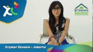 Crystal Oceanie - Finalis XL Geek Babes With FHM 2013