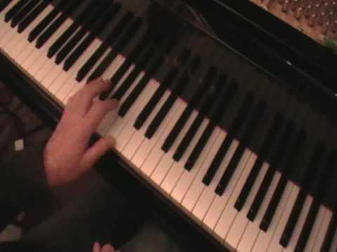 Twilight Zone Tutorial for Piano