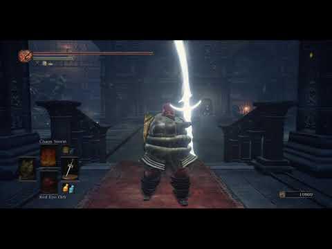 Custom Spell Showcase #5 - Glacial Inferno (Dark Souls 3 Cheat Engine Hacks)