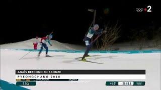 JO 2018 : Biathlon / Anais Bescond :