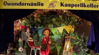 Dr Kasperli u dr verschwundnig Thron