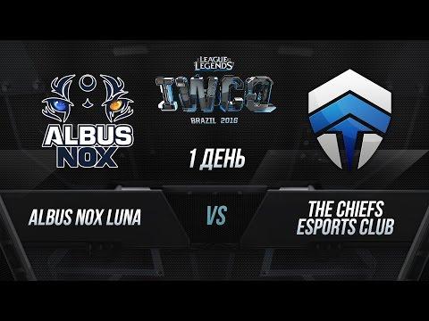 ANX vs CHF - День 1