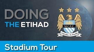 Manchester City Football Club - The Best Etihad Stadium Tour