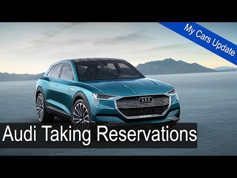 Audi Taking Reservations for Upcoming e-Tron Quattro in Norway