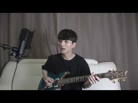 [Vocal Cover] (John Mayer) New Light -  Sungha Jung