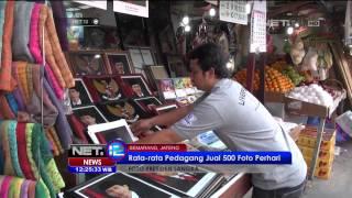 Foto Presiden dan Wapres Jokowi - JK Masih Langka - NET12