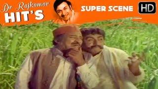 Rajkumar And Manjula & Vajramuni Scenes | Sampathige Saval Kannada Movie | Scene 01