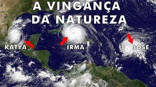 9 furacões mais devastadores de todos os tempos