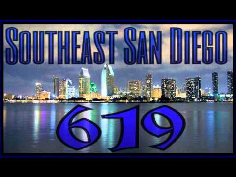 Growin Up In The City Feat. IBM - Southeast San Diego Rap