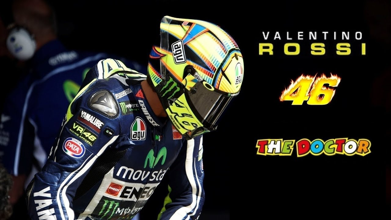 Valentino Rossi 46 Tribute - THE DOCTOR - YouTube