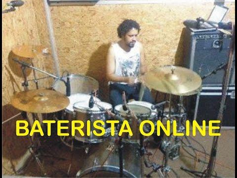 BATERISTA ONLINE - Cleber Reis