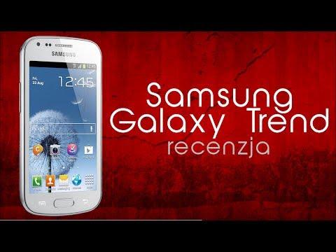 [Mobileo #55] Recenzja Samsung Galaxy Trend | TEST PL
