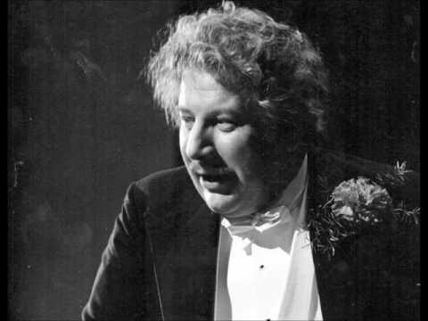 Peter Ustinov - Three Depressing Love Songs from Russia, Norway and Spain