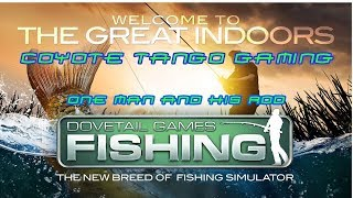 Dovetail games Euro fishing live stream