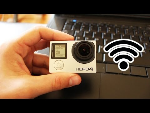 Stream GoPro HERO4 to PC Over WiFi?