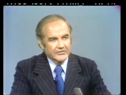 Sen. McGovern on defeating Nixon on Face the Nation