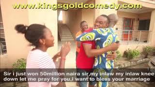 Rib Cracking Nigerian Comedy Skits 2017 - April Fool KingsGoldComedy Skits EPISODE 22
