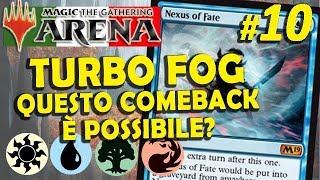 (ITA) Turbo Fog vs Izzet Control #10 (Partita Incredibile!) (MTG Arena)
