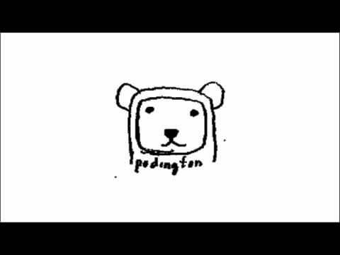 podington bear - climbing the mountain
