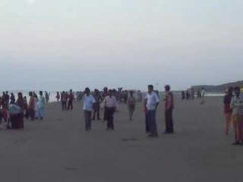 Cox's Bazaar Beach--No Americans/Europeans