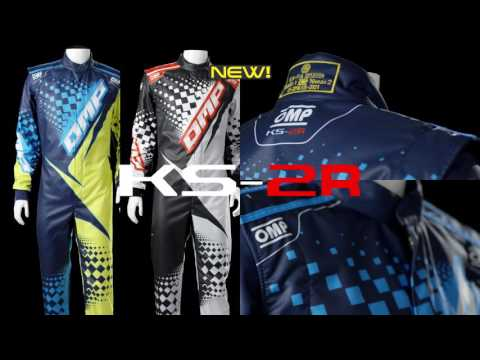 OMP Racing New Products 2017 - Sportech