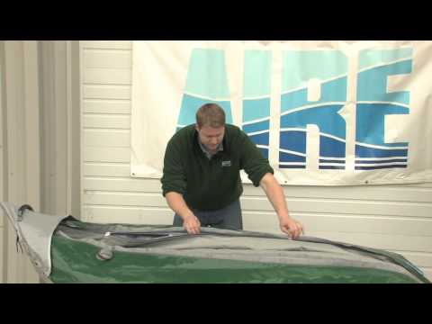 AIRE - Basic Zipper  Care and Cleaning