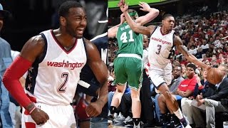Wizards Comeback With 26-0 Run in 3rd Quarter! Celtics Wizards Game 4