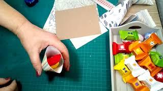 DIY : Kleine Geschenk-Tüten basteln