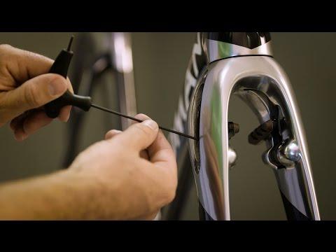 Boardman Bikes / T9 Fork Brake Adjustment Guide