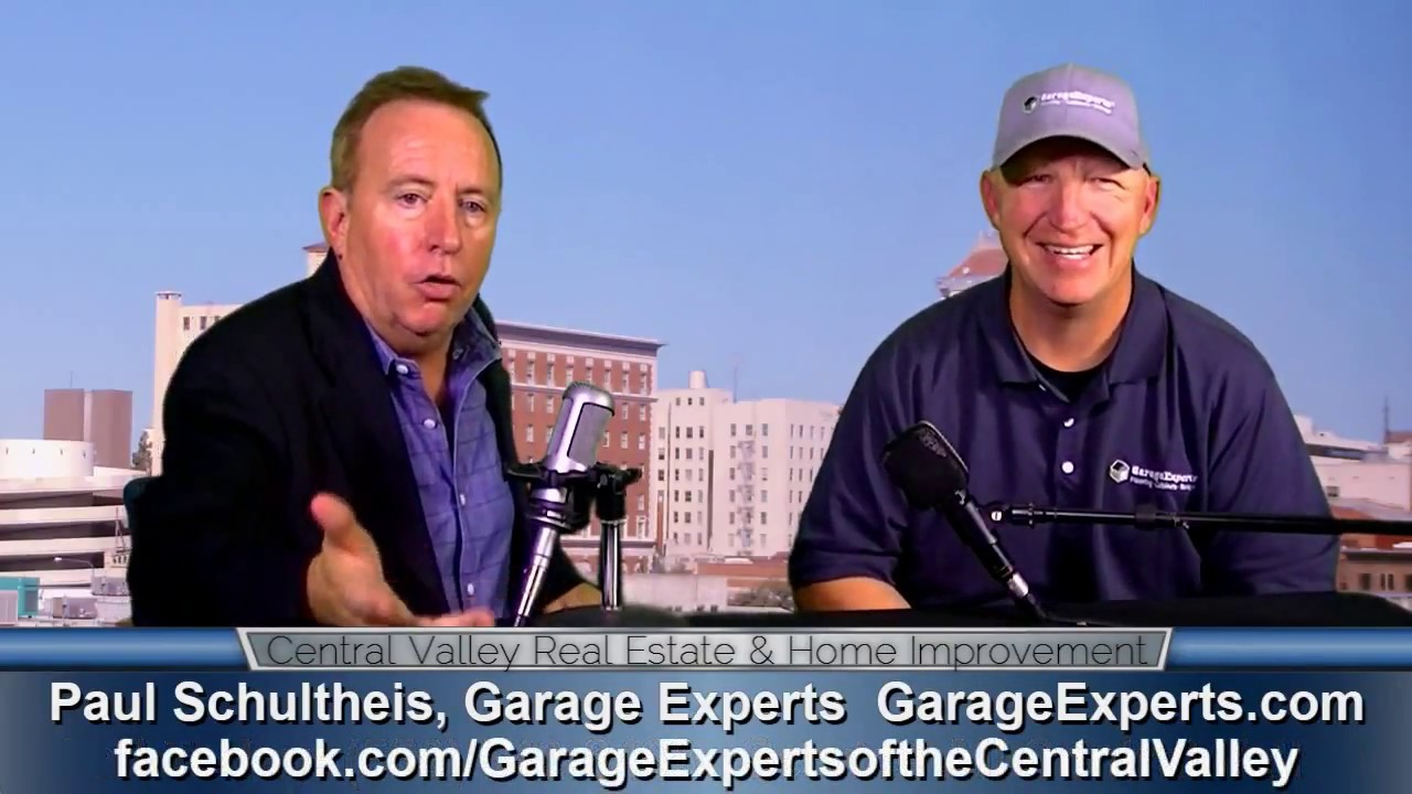 Garage Experts Of The Central Valley Paul Schultheis Garage Experts Of The Central Valley