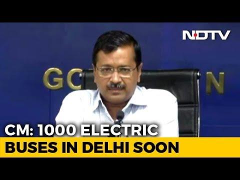 Arvind Kejriwal's Winter Action Plan To Tackle Pollution In Delhi