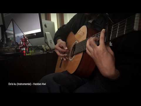Doa'ku Instrumental  - Haddad Alwi - Acoustic