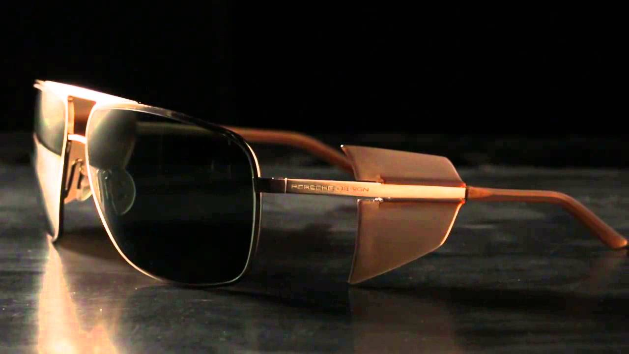 e60917954ed1 Porsche Design Eyewear Collection 2015 - YouTube