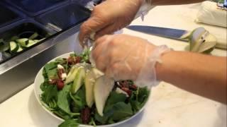 Fancy Schmancy Salad