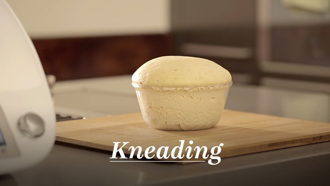 How To Knead Thermomix Tm5 En Youtube