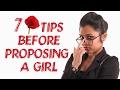Girlfriend को Propose करने के पहले इन 7 बातों का ध्यान रखें (Hindi/Urdu)