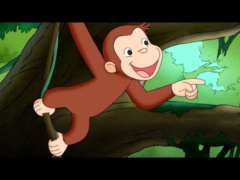Curious George   George And More Monkeys🐵Full Episode 🐵 HD 🐵 Videos For Kids