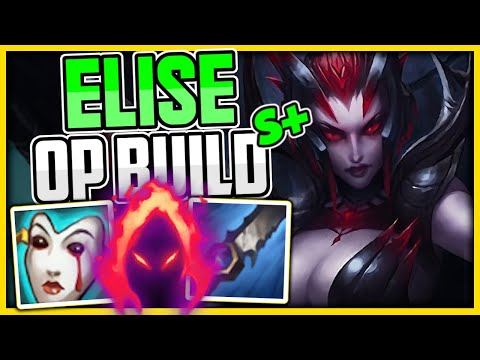 HOW TO PLAY ELISE JUNGLE + BEST BUILD/RUNES - Elise Commentary Guide - League of Legends