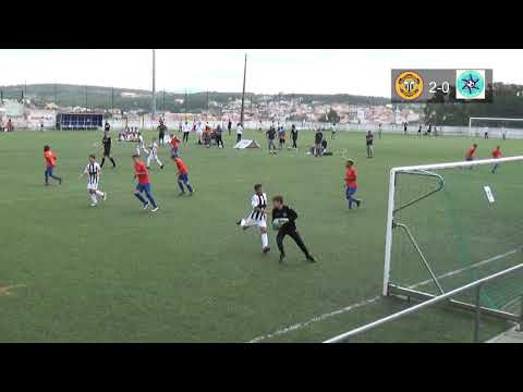 Footmania Oeste 2019  3ªJor  Sub12 Nacional 3 Bobadelense 0