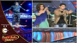 Pradeep and Vaishnavis Death Defying Arial Act Earns them a Standing Ovation from Judges Dance