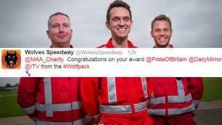 Midlands Air Ambulance Charity - Thank you!